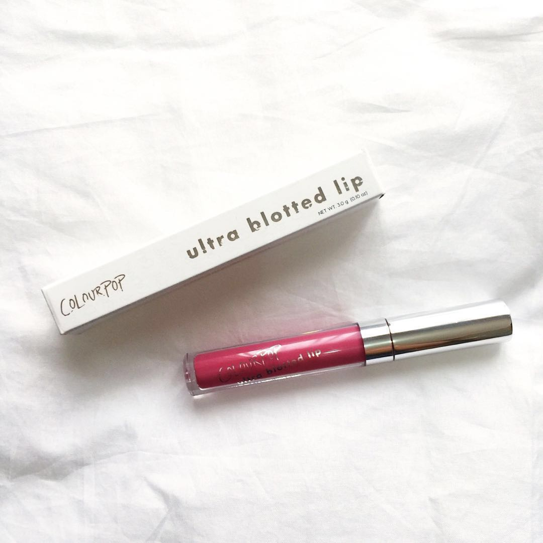 Colourpop Ultra Blotted Lip (Slide)