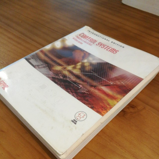 Control Systems Principles And Design 2nd Edition By M Gopal Textbooks On Carousell