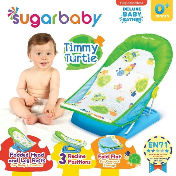 Deluxe Baby Bather Sugar Baby