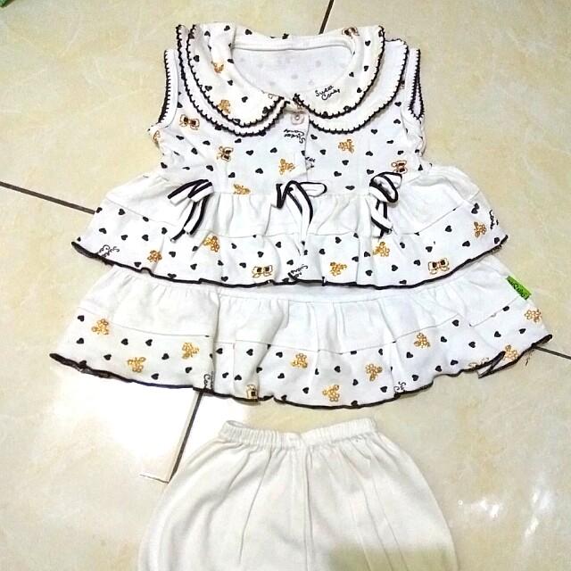 Paket Dress baby newborn