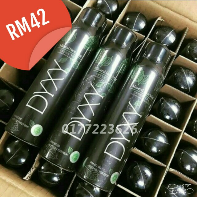 🔥NEW🔥Dyxy cosmetic mineral facemist green tea