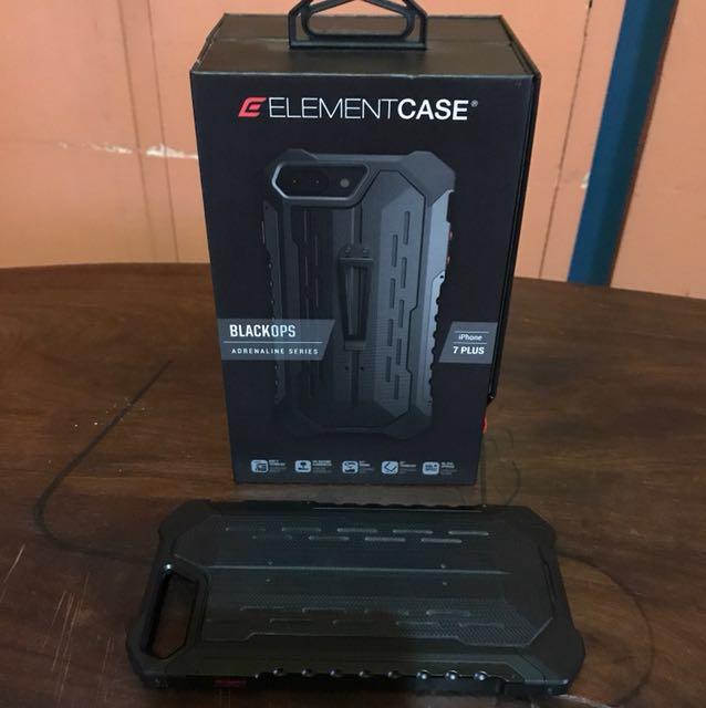 Element Case(BlackOps/Adrenaline Series)/Iphone7+