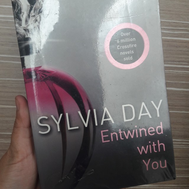 Entwined with You - Sylvia Day, English