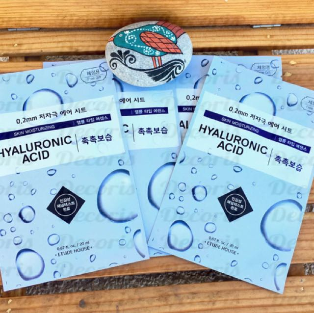 Etude House 0.2 Therapy Hyaluronic Acid Mask
