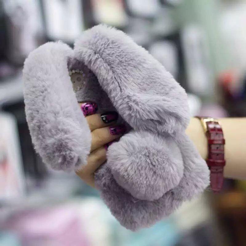 Fur Rabbit Case