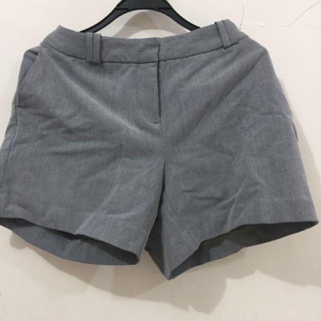 Grey hotpants