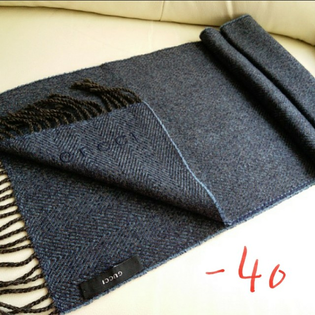 Gucci Vintage Scarf 頸巾 圍巾