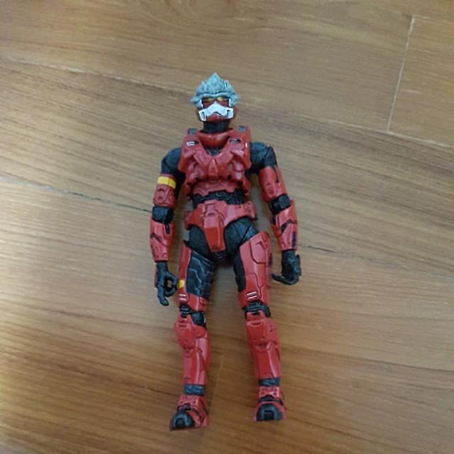 Halo Spartan Hayabusa, Toys & Games, Bricks & Figurines on