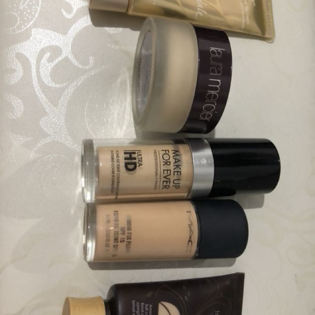 High end foundations