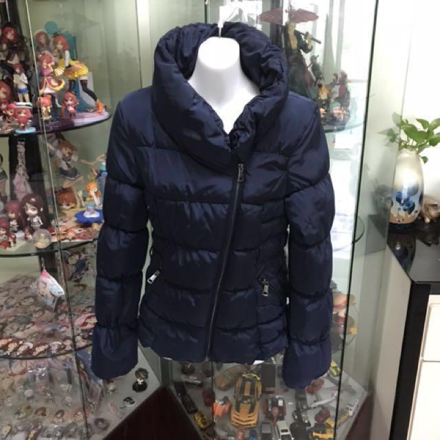 H&M深藍外套