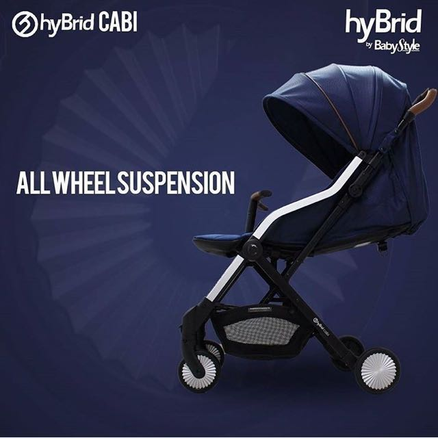 Hybrid caby midnight blue