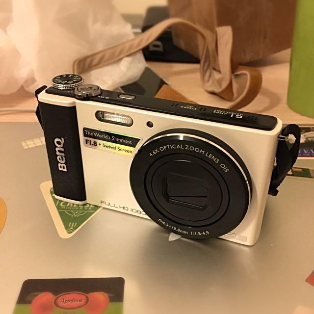 #ILOVEPHOTOGRAPHY BenQ G1翻轉相機美顏相機自拍神器#含運最划算