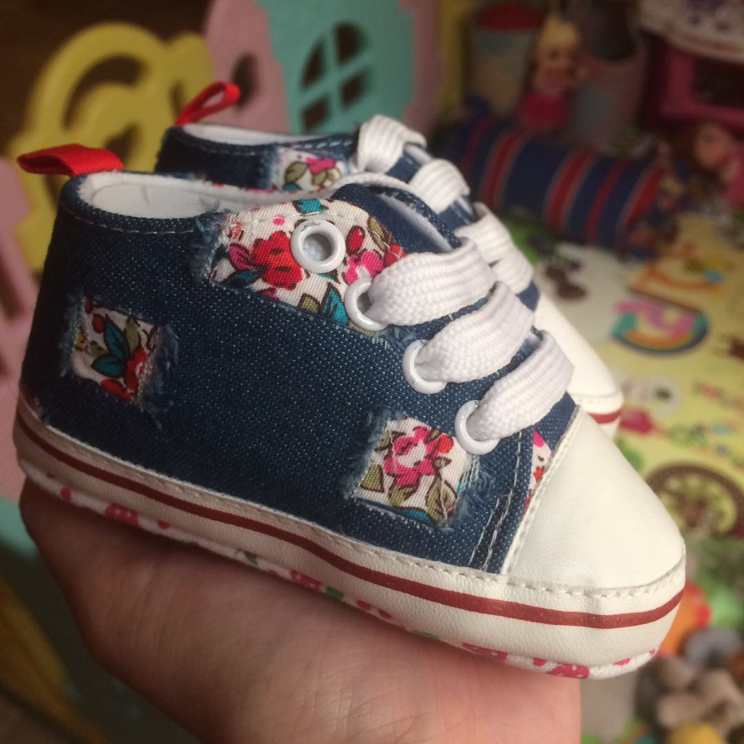 Jeans Sneakers for baby
