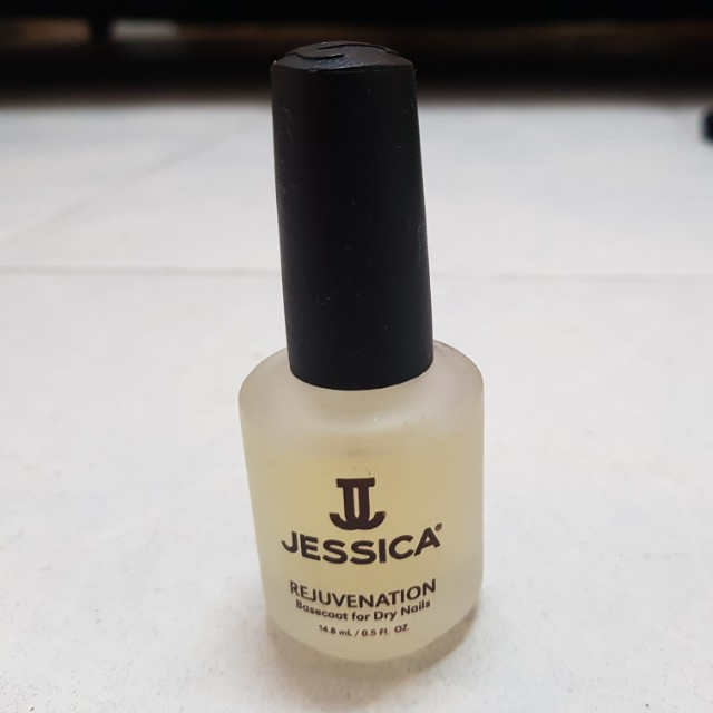 Sally Hansen Nail Polish Remover + Jessica Nail Base Coat ...