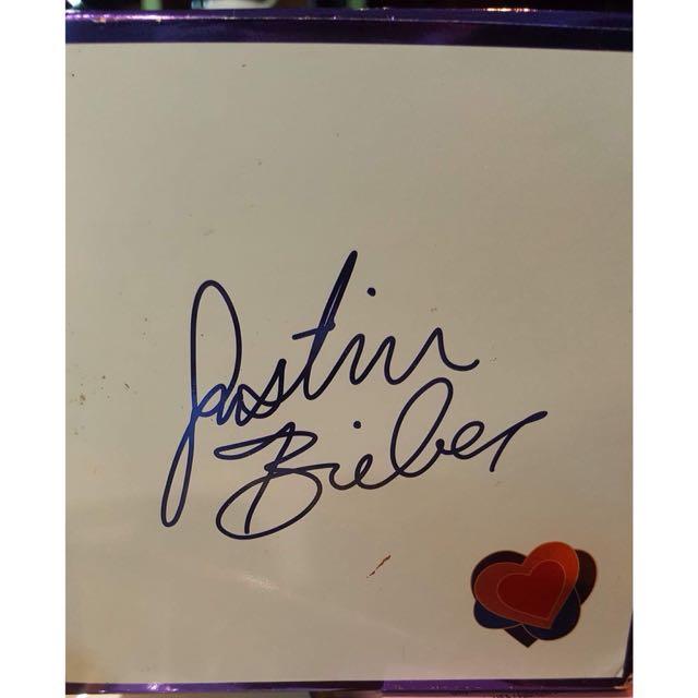 Justin Bieber Perfume (100ml)