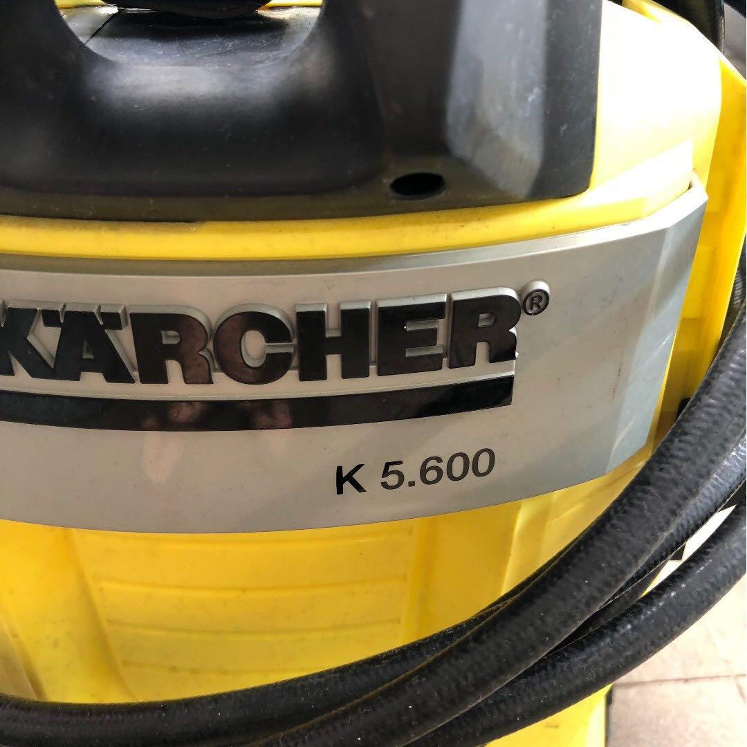Karcher K5.600 Pressure Jet Washer (Pre Owned)