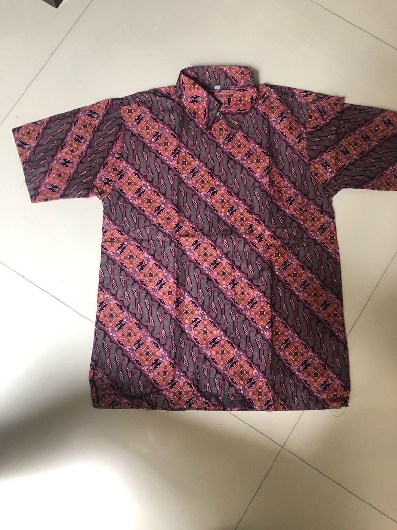 Kemeja Batik Pekalongan uk L