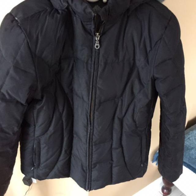 Kirkland winter coat size L