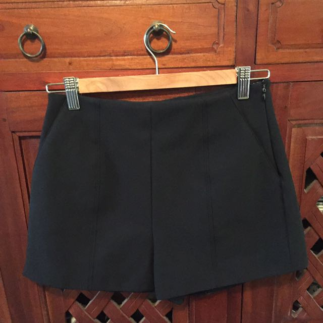 kookai black shorts