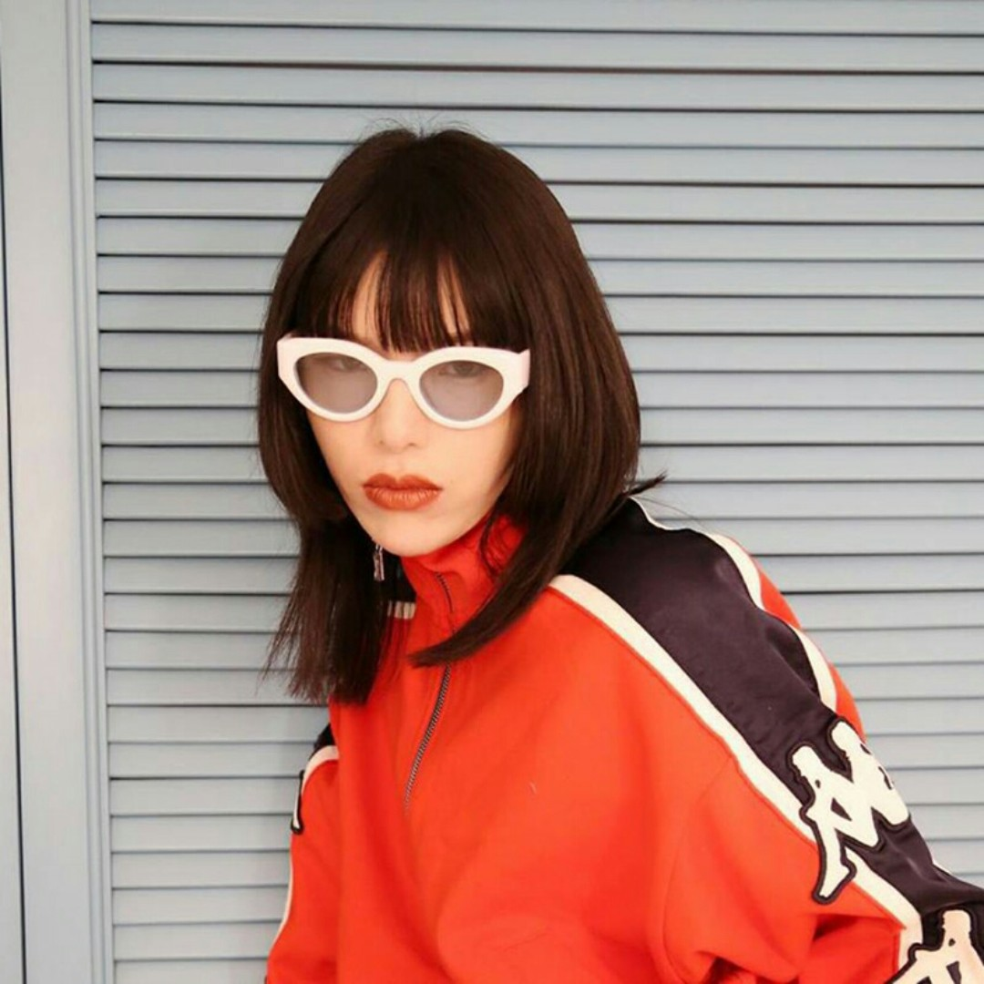 Korean Vintage Small Sunglasses Gentle Monster 09