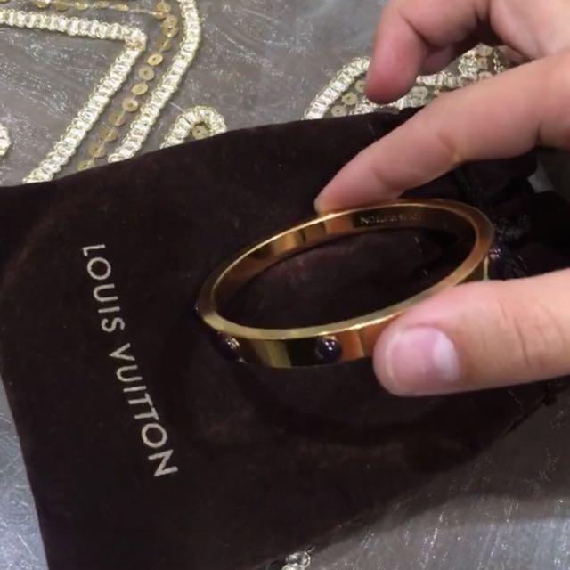 Louis Vuitton bracelet P.