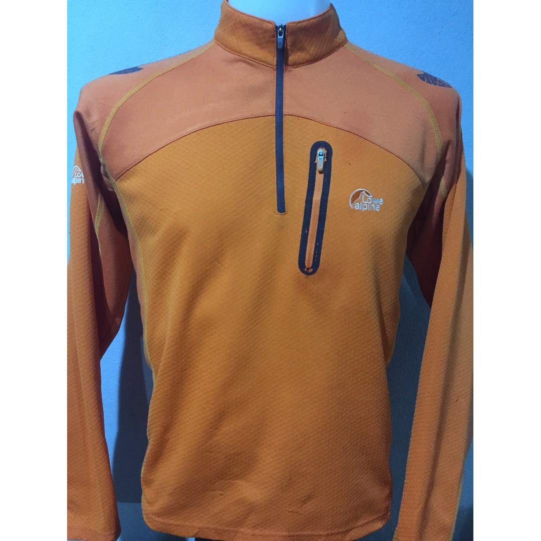 LOWE ALPINE TRAIL PULL OVER