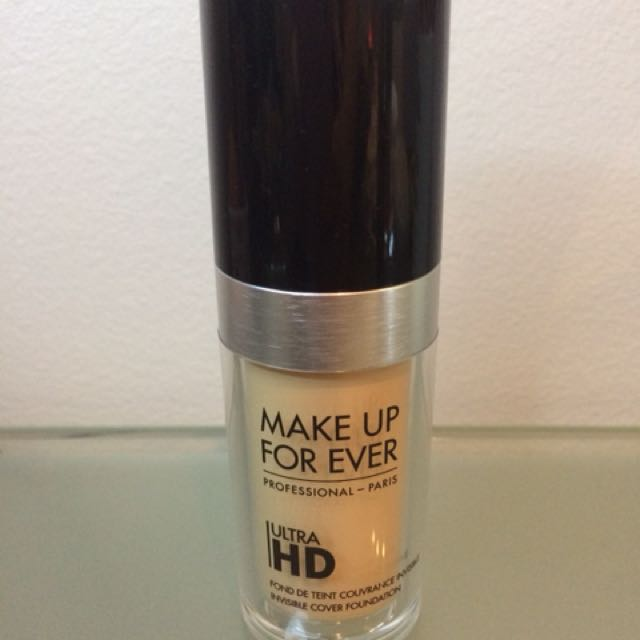 Makeup For Ever Ultra HD Foundation (Y225)
