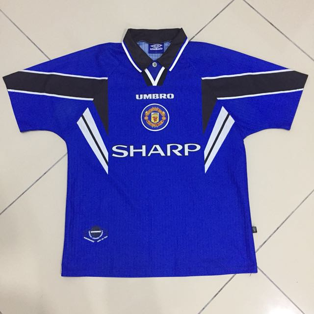 Manchester United 96 97 3rd Jersey df6d5f177