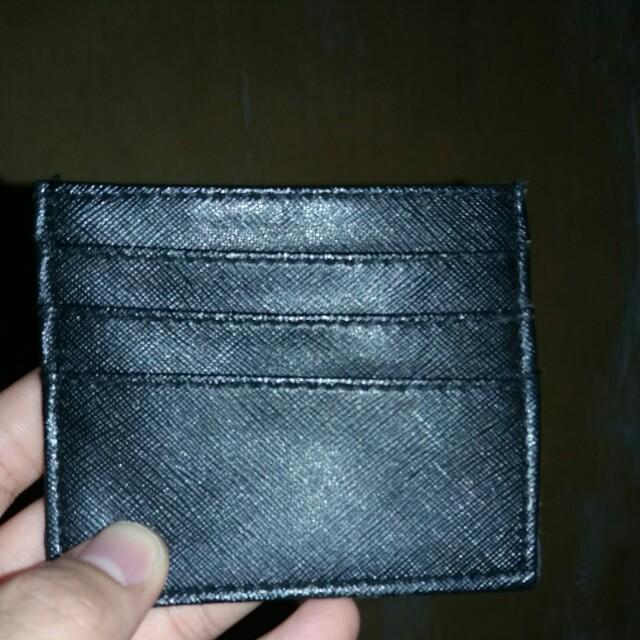 Men's Pocket Size 4-Card Holders