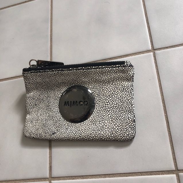 Mimco Patterned Pouch