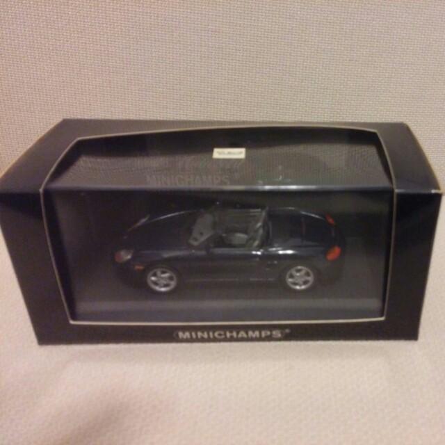 Minichamps 模型車收藏