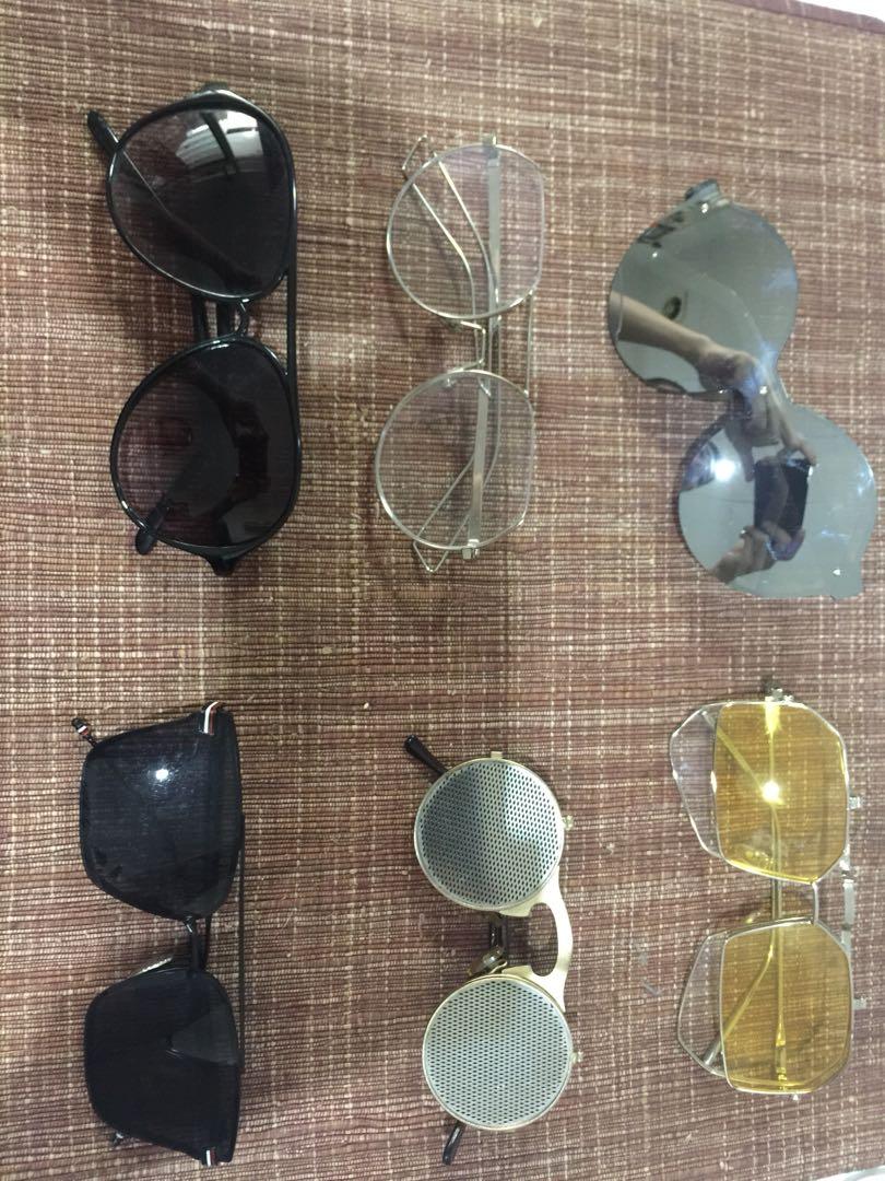 Mixed brand sunglasses 02
