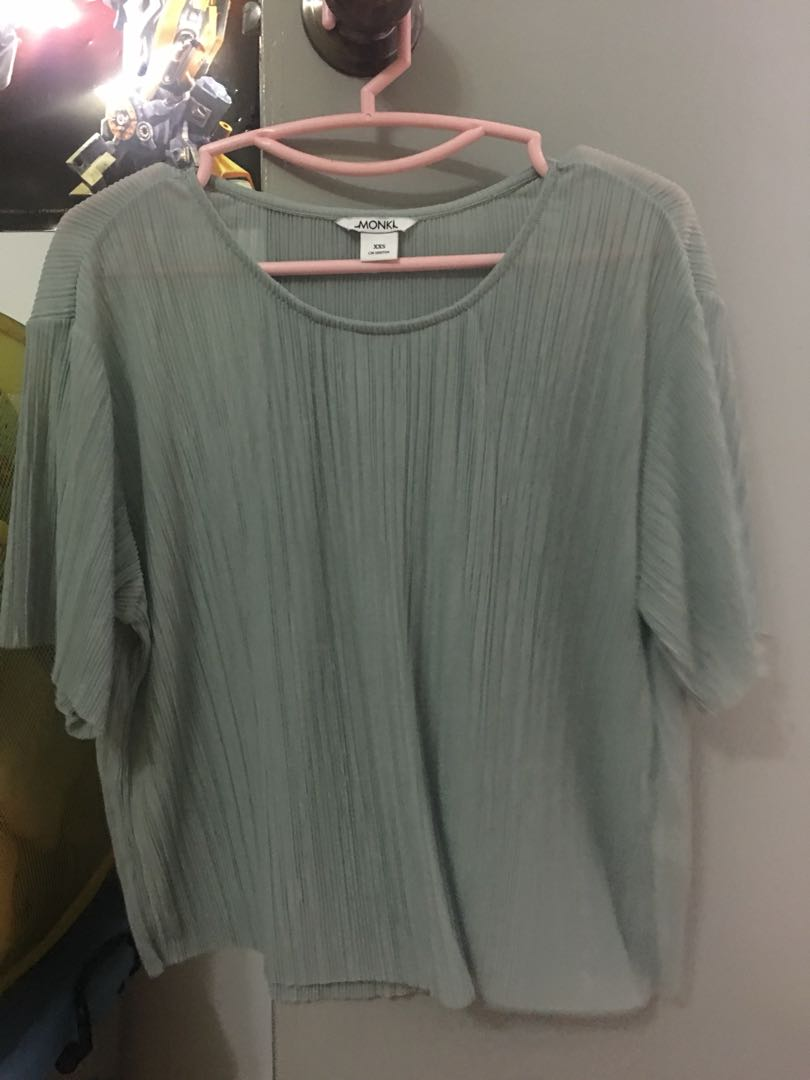 MonKI Loose  Top