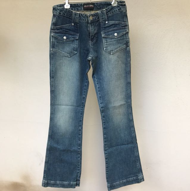 Mustang Bootcut Jeans Size 13
