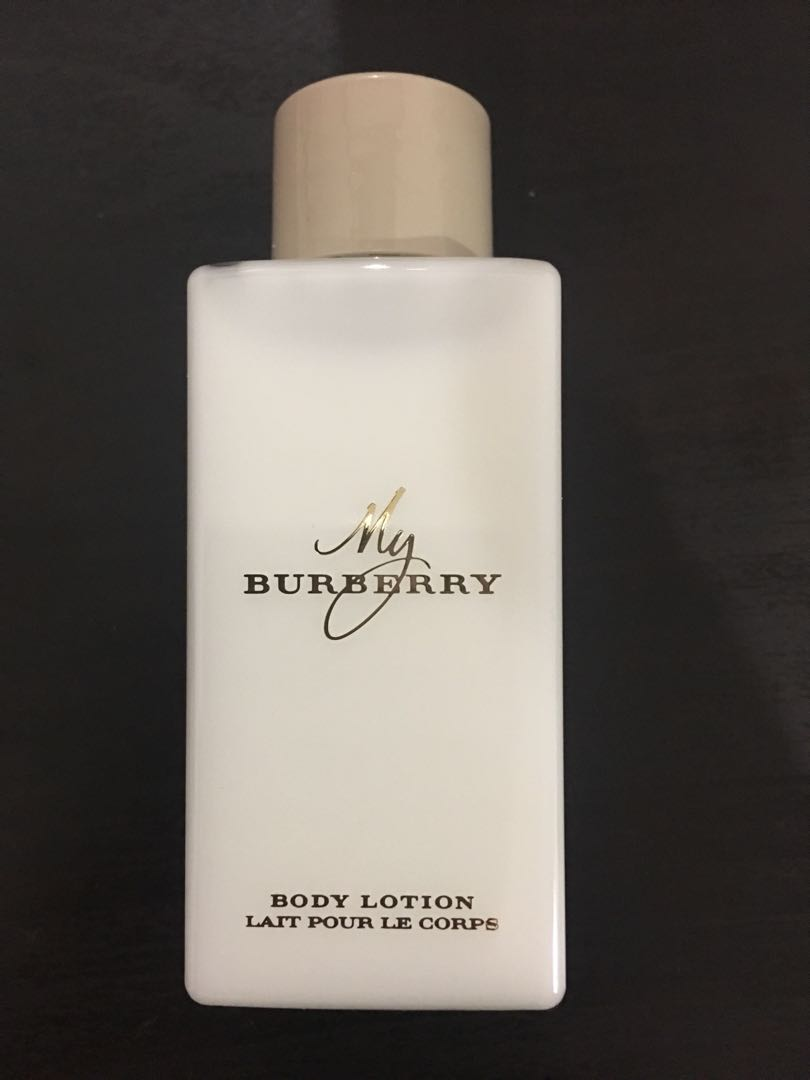 My Burberry body lotion 75ml