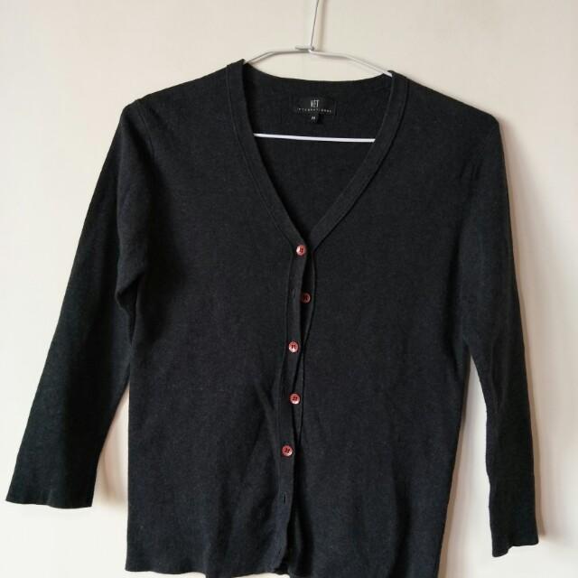 全新net 棉質上衣小外套,31肩寬41胸寬54衣長