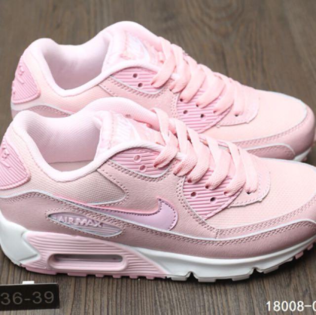 58eebe5f4bd8 Nike Air Max 90 Sakura Pink