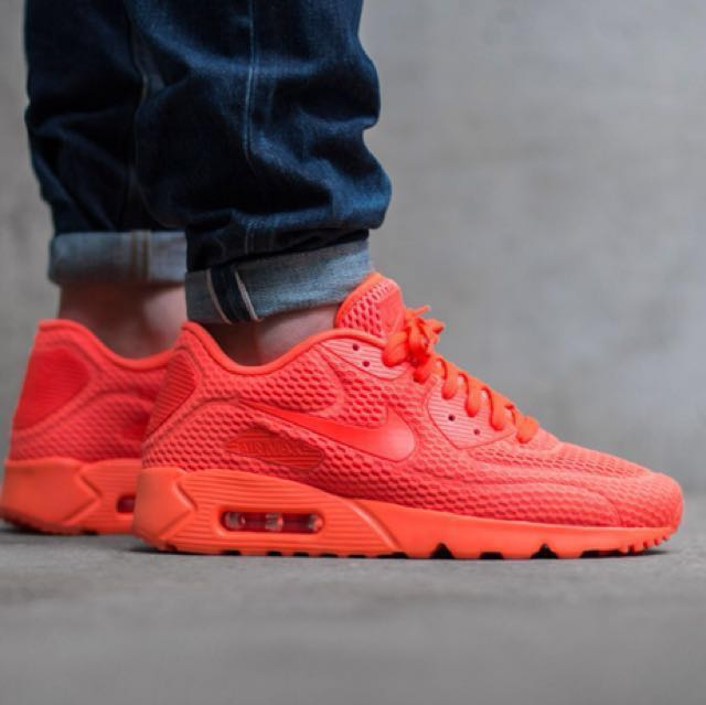 1c7b455bcf4 NIke Air Max 90 ULtra BR (Nike Air Max 90 ultra Breeze) Total ...