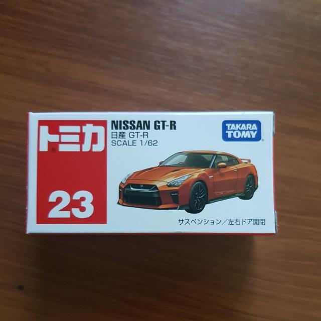 Nissan GT-R Tomica