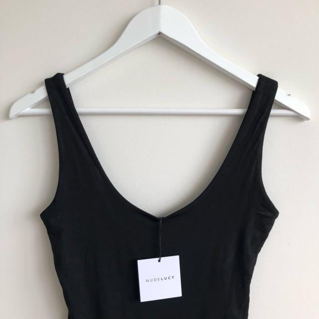 NUDE LUCY Bodysuit [BNWT]
