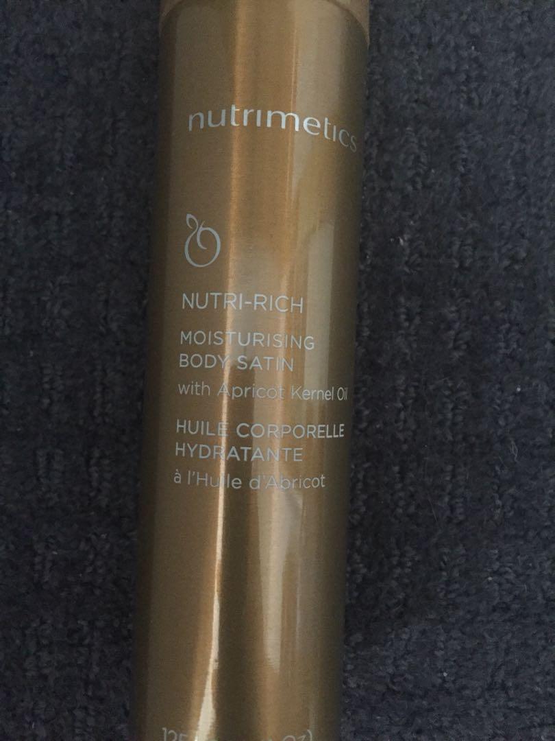 Nutrimetics body stain