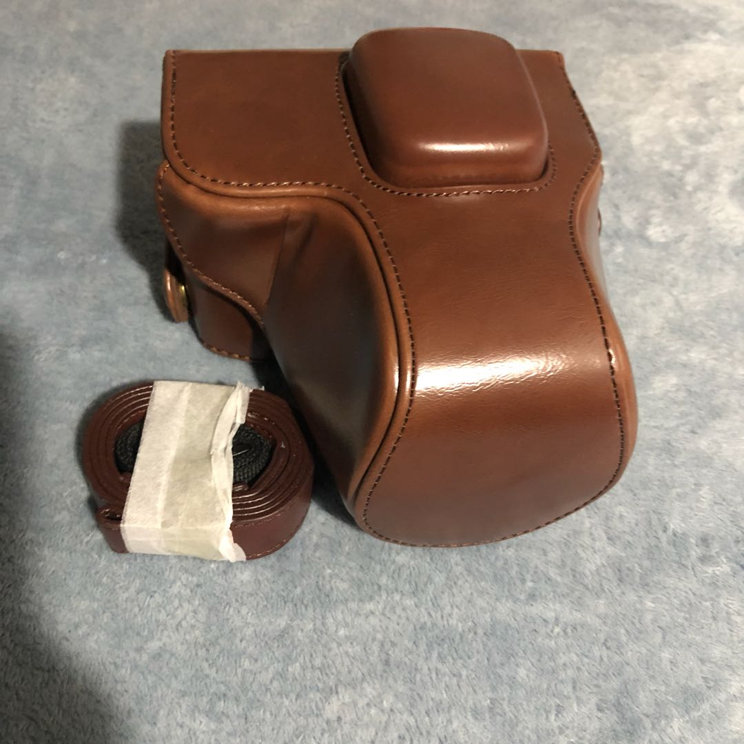 Olympus EPL-3 Leather Case NEW