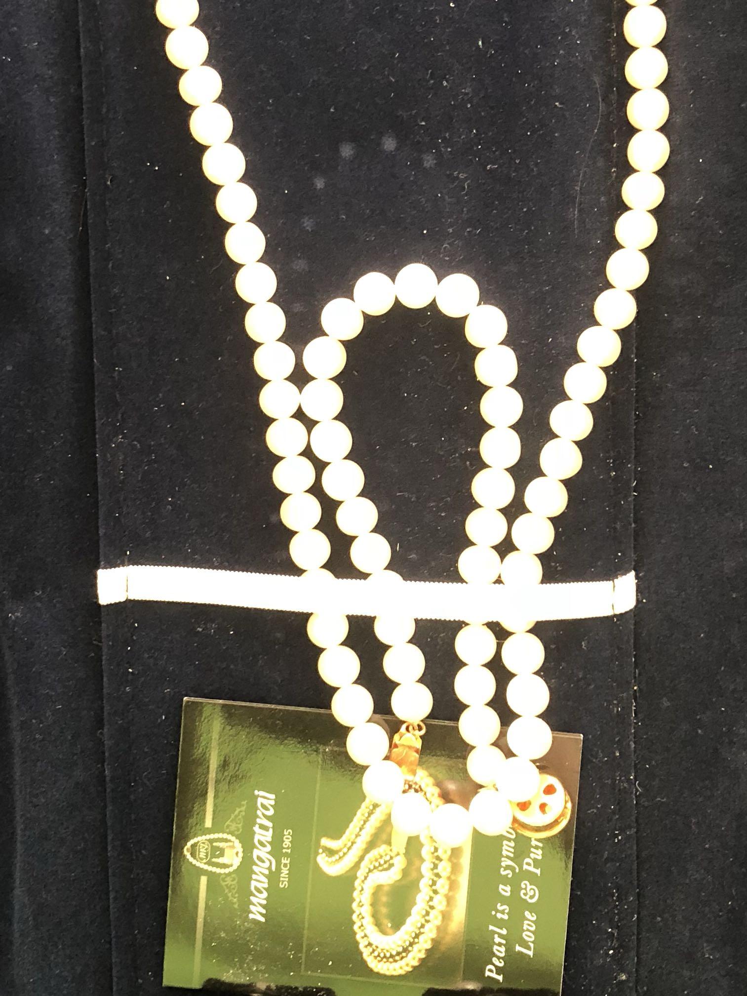 Pearl bracelet