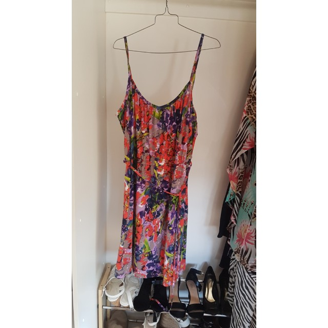Postie Dress size 14