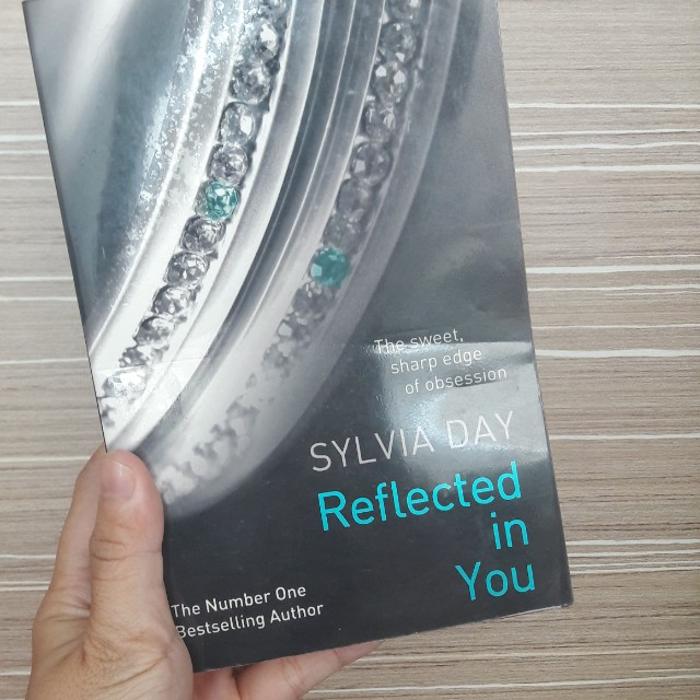 Reflected in You - Sylvia Day, English