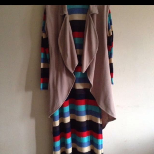 Reprice (Gamis + Outer)