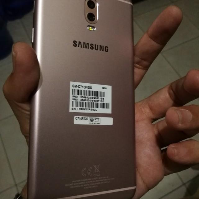 Samsung J7 + bnew