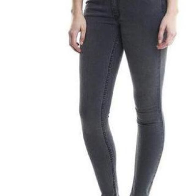 Silent theory denim jeans