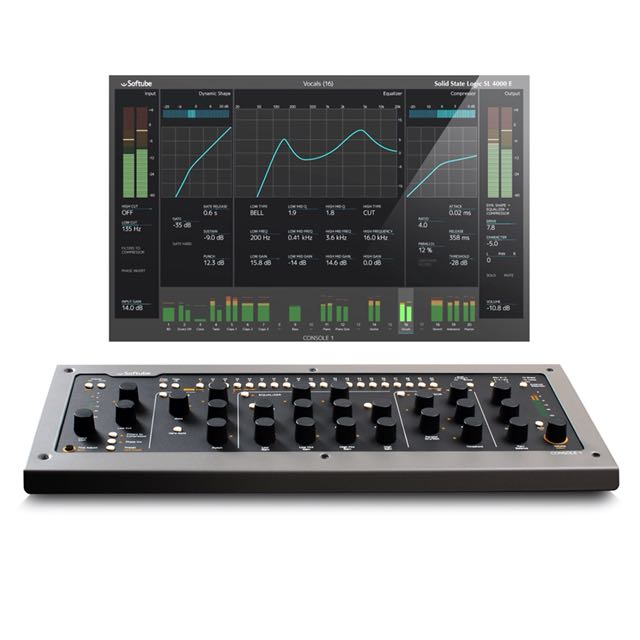Softube Console 1 MkII Controller