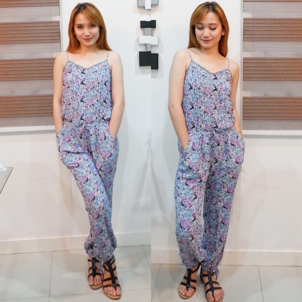 🌀Spiral Girl Floral Jumpsuit from Japan🌀